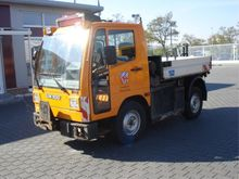 Used Multicar Tipper