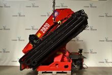 New HMF 2820K6 Lorry