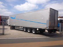 box trailers / ex-fr Frigo/Isol