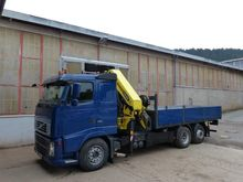 Volvo FM 13-440 Truck Crane