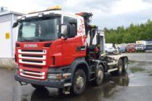 Used 2010 Scania R 4