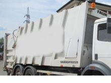 Müllaufbau Faun Vari Garbage tr