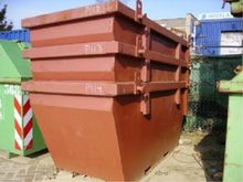 2 m3 containers Dry General Pur