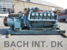 Generator 515 kva Aggregates