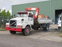 Volvo N12 Truck Crane