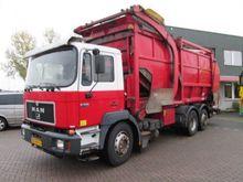 MAN 27.293 Garbage truck