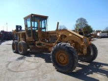 1980 Caterpillar 12G _ 1979 Gra