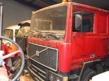 Volvo F12 6X2 Tractor unit