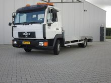 Used MAN 8.113 Car t