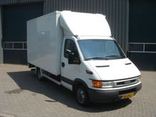 Iveco DAILY 35C13 Closed box wi