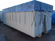 All-in Zaagsel container Contai