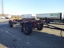 Krone AZW 18 Chassis