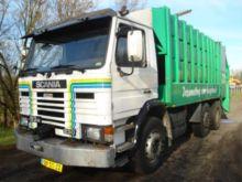Scania 93M.6X2.230PK.GEESIN Gar