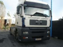 Used 2007 MAN Tracto