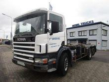 Used Scania 124/400