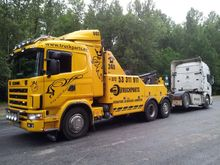 Used Scania R144 Car