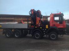 Used Iveco Trakker 8