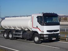 Renault 400.26 6x2 Tank