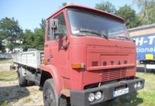 Used STAR 1142 lorry
