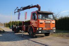 Used SCANIA 93M250 6