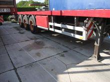 Pacton T3-001 Platform trailer