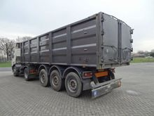 2008 Bodex KIS 3W-5 Tipper