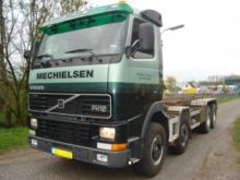 Used Volvo FH12.8X4.
