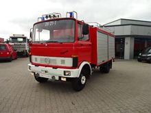 Mercedes Benz LP 813 Feuerwehrw