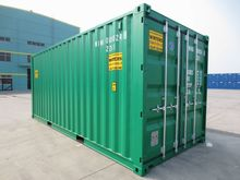 Dry Box 20ft Containers