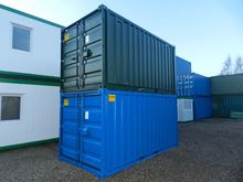 Opslagcontainer 15Ft Dry Genera