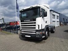 Used Scania SOLD VER
