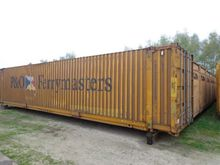 45ft Palletwide Containers Dry