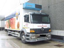 Mercedes Benz Atego Freeze truc