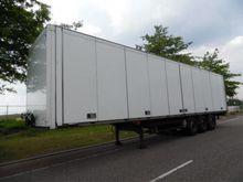 2008 Schmitz Cargobull Faltwand