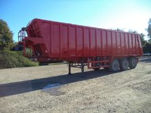 2004 Stas TIPPING SEMI TRAILER