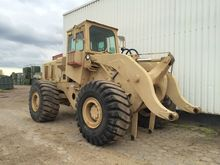 International HOUGH Wheeldozer