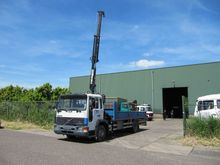 Volvo FL6 Truck Crane
