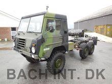Volvo TGB 6x6 Army truck
