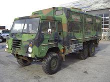 1980 Volvo 306 6x6 Army truck