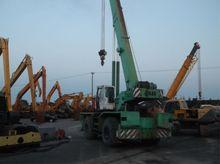 Coles 41 ton Front shovel Excav