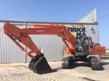 Hitachi 350 Crawler Excavator