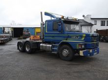 Scania 142H 6X2 Tractor unit