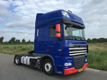 DAF XF 105.410 low-deck Tractor