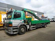Mercedes Benz ATEGO 1828L Truck