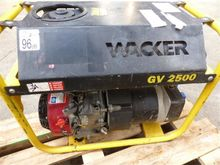 2008 Wacker Neuson GV2500A Gaso
