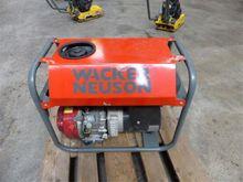 2010 Wacker Neuson GV2500A Gaso