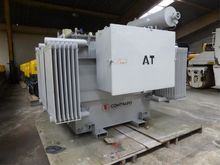 2011 alternator Comtrafo 1500 k