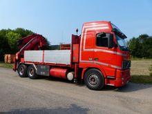 Volvo FM 520 - 6x4 Truck Crane