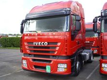 2011 Iveco AS440S42FP/LT Volume