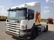 Used Scania R114 Tra